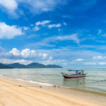beach of Penang in Malaysia_238485109