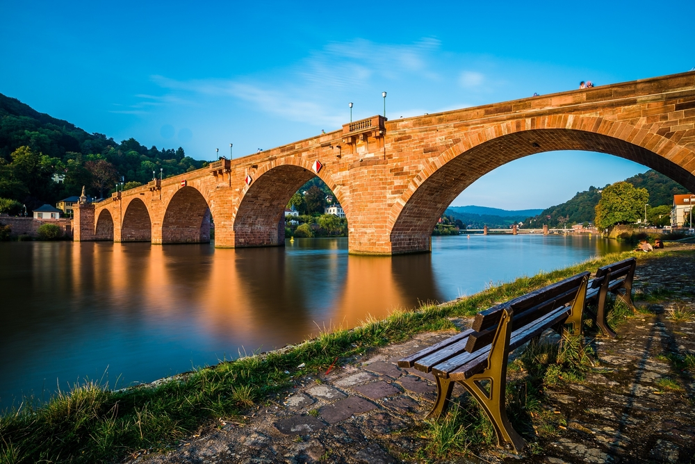 old bridge of Heidelberg_311925947