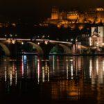 Heidelberg old city night_334501283