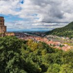 from the castle of heidelberg _306896132