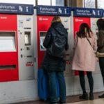 train station buying tickets in heidelberg_382329850