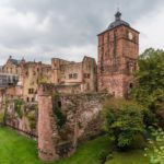 old city and the castle of Heidelberg_328638224