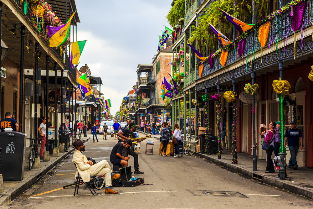 New Orleans French Quarter_390070024