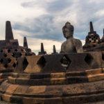 Architecture Borobudur Temple Stupa Ruin_364900385