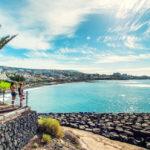 Fanabe beach in Costa Adeje_318377012