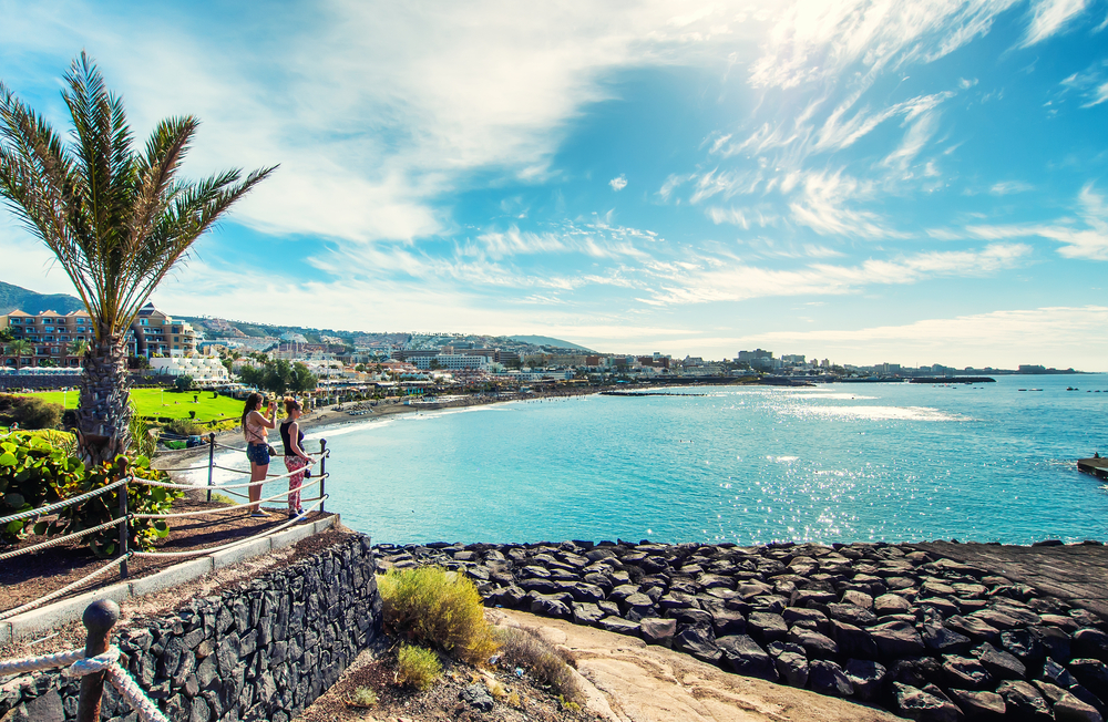 Fanabe beach in Costa Adeje_318377012