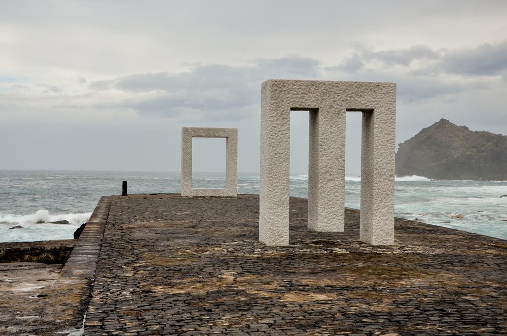Garachico harbor Garachico, Tenerife_381373789