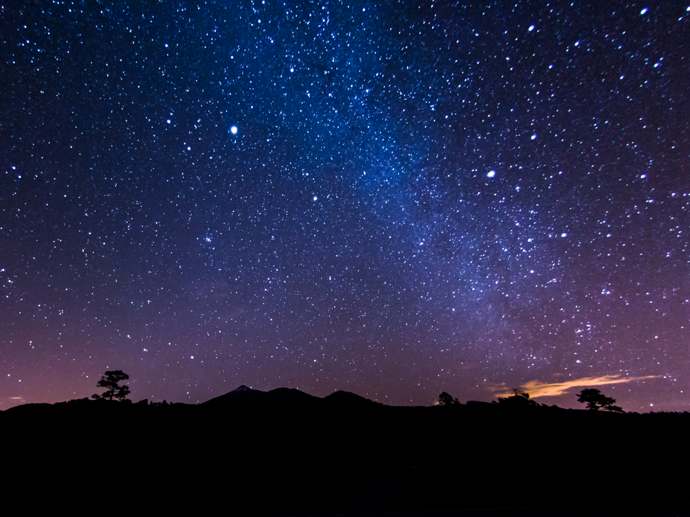 Milky Way above volcano Teide_169805951