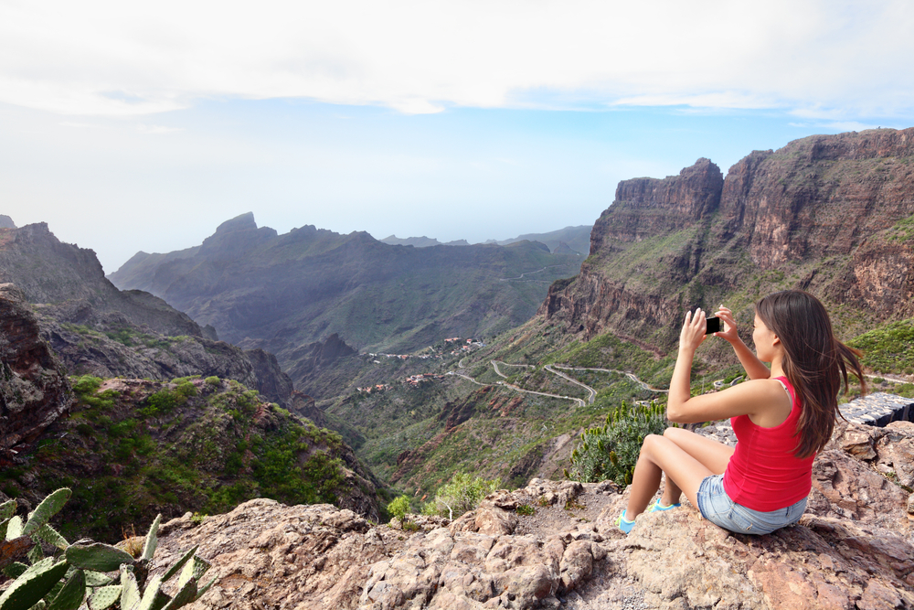 Tenerife, Masca Valley, Canary Islands_334541105