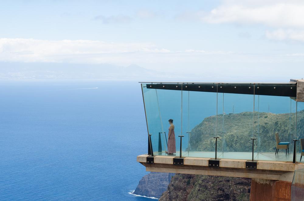 mirador de Abrante, Agulo, La Gomera, Canary islands_377197309