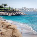 picturesque El Duque beach, Tenerife_318378104