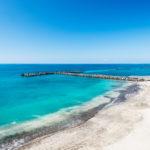 tropical El Duque beach, Tenerife_228958333