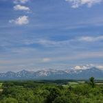 beautiful view of hokkaido japan_403864636