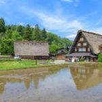 Shirakawago (Shirakawa Village) world heritage village_441703429