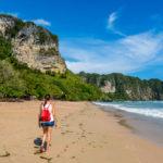 beach in Krabi area_442570849