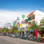 Krabi area in Thailand_442496083