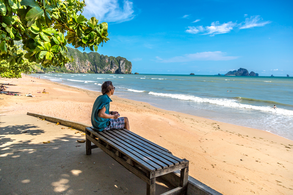Krabi area in Thailand_442496176