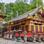 Tosho-gu, a Shinto shrine in Nikko_428657314