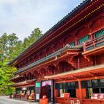 Shrine at Rinnoji temple in Nikko_428657251