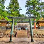 Gate of Toshogu shrine_439931302