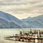 Lake Chuzenji in Nikko National Park _439931284