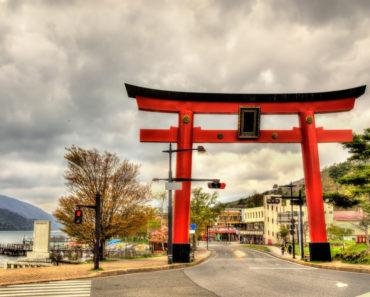 Nikko, the Scenic Town in Tokyo, Japan
