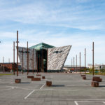 Titanic information center and museum in Belfast_369793970