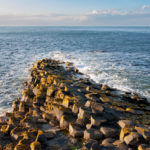 Giants Causeway geological formation in Antrim_306247832
