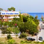Exterior of resort Bali Paradise Hotel _432232222