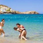 Greek girls in bikinis bali_433024603
