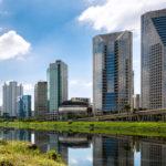 Marginal Pinheiros in Sao Paulo_266400755