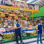 Mercado Municipal market in Sao Paulo_400369330