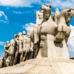 Monument in Ibirapuera Park_330409187