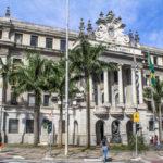 facade of the USP-Sao Francisco law school _397918972
