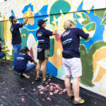 task force paints the wall in Sao Paulo_241293664