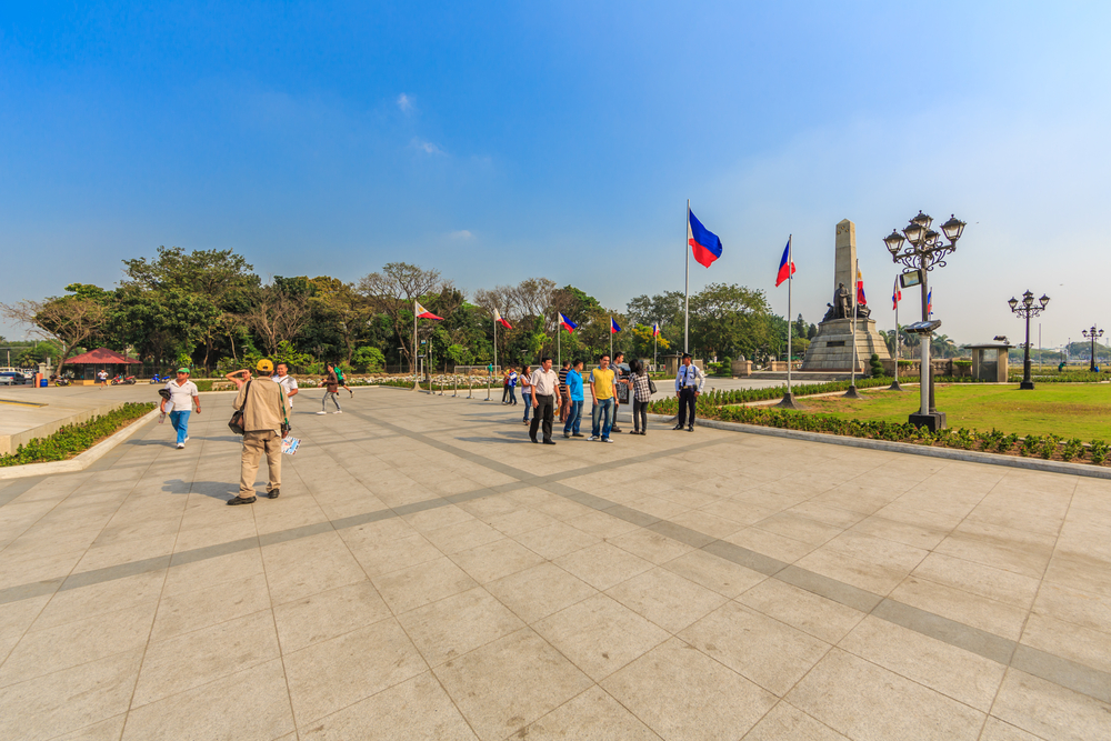 Jose Rizal Monument _183049451