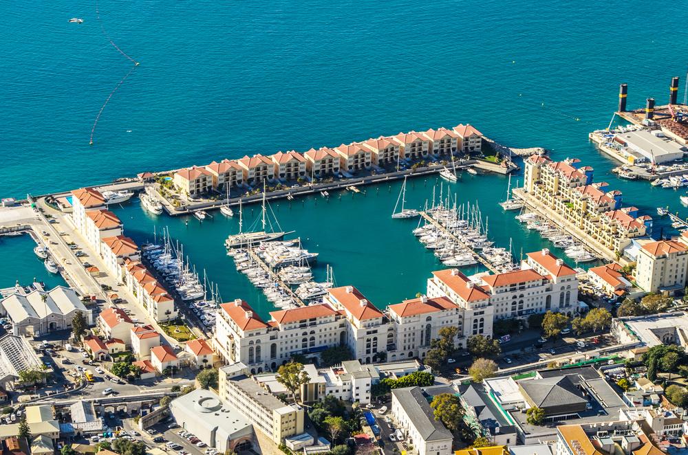 panorama of Gibraltar_251579713