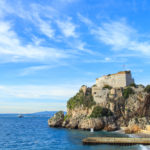 fortress in Gibraltar_242281366