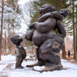 Nami Island statue_353615111