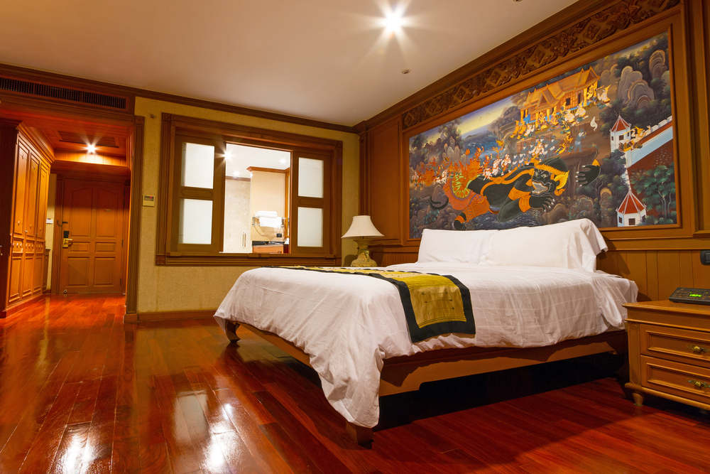 Room interior of Andaman Princess Resort & SPA_129963221