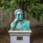 Statue of Sir Dr Jagadish Chandra Bose_304796645