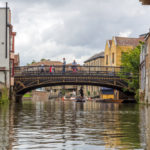 Magdalene Street Bridge as seen from River Cam in Cambridge_323172992