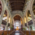 Interior of University Church of St Mary the Great_304963682