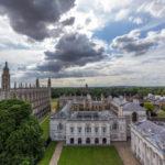 View of Cambridge University Kings College Chapel _311221457