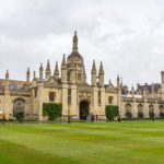 Gatehouse of the Kings College of the University of Cambridge_305185052