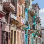 Typical buildings in Havana Centro neighborhood_445495330