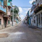 street in Havana Centro neighborhood_445236682