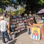 Plaza de Armas square in Havana_445236676