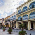 Plaza Vieja square in Havana Vieja_445192225