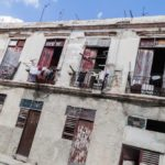 Dilapitaded house in Havana Centro neighborhood_444850672